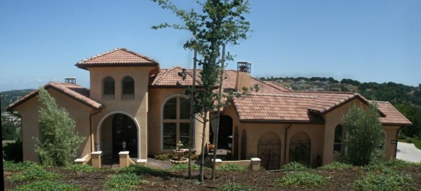 Architectural House Plans : Floor Plan Details : Tuscan Villa
